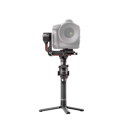 DJI RS 2 – 3-Axis Gimbal Stabilizer for DSLR and Mirrorless Camera