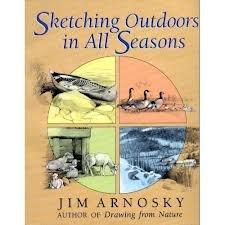 Sketching Outdoors in All Seasons