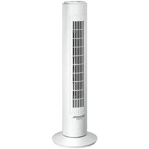 Johnson Elettrodomestici JON189 Ventilatore Torre, Multicolore