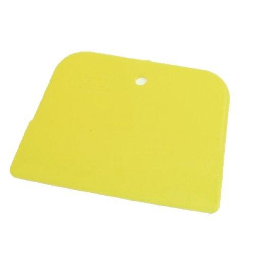 Herramienta cuchilla rascadora DealMux auto auto amarillo de plástico para ventanas de...