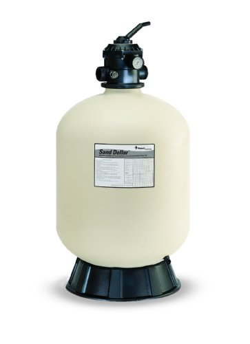 Pentair Top-Mount Sand Filter – 2.3 sq. ft.