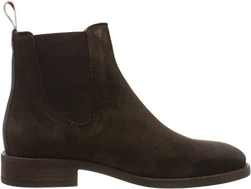 GANT Footwear Damen FAY Chelsea Boots, Braun (Dark Brown G46), 40 EU