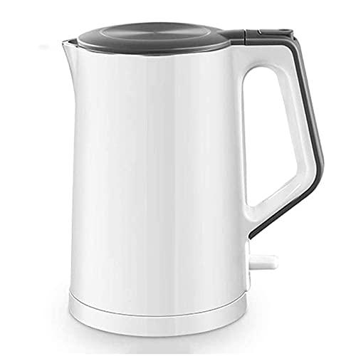 Control de temperatura de hervidor eléctrico inteligente Manténgase caliente - Tetal de té de agua caliente, tacos de café de doble pared fresco