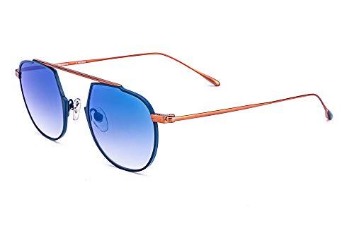 Gafas de sol WOODYS GUSTAV 03 Bronce Azul Sunglasses