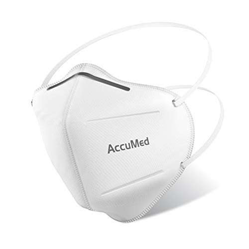 AccuMed Face Mask (Headband) (10 Count)