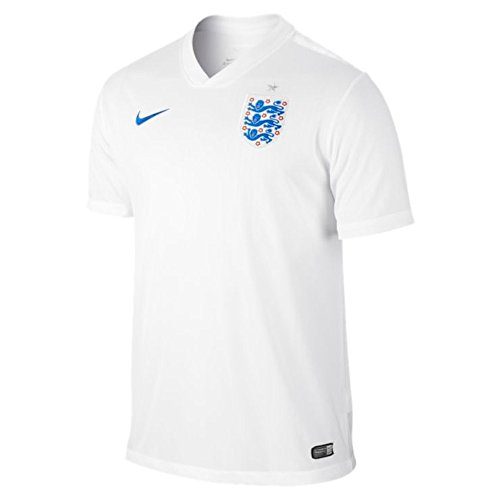 Nike England Home Men's Home Soccer Jersey (Small) White