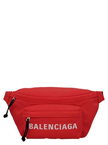 Luxury Fashion | Balenciaga Heren 533009HPG1X6470 Rood Polyamide Heuptas | Lente-zomer 20