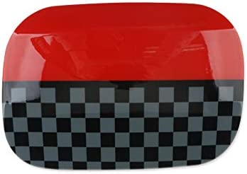 ABS Plastic Fuel Over item handling ☆ Tank Cover Cap Mini Trim for F60 Sticker Brand new Cooper