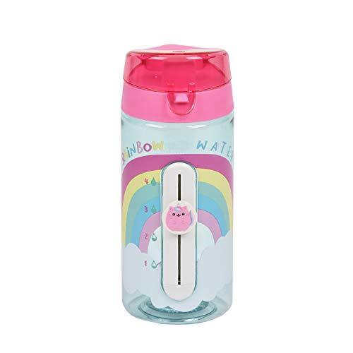 Polar Gear Trinkflasche für Kinder, Titan, rose, 500 ml