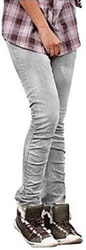 AJC Stretch Jeans Grey Bleached Gr. 34