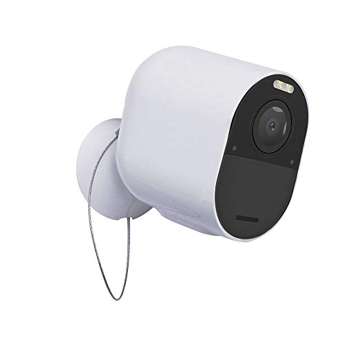 Kamera-Diebstahlsicherungskette, BECEMURU-Diebstahlsicherungskette Schutzhalsband für die Diebstahlsicherung im Innen- und Außenbereich für die Arlo Ultra-Kamera (1 Pack)