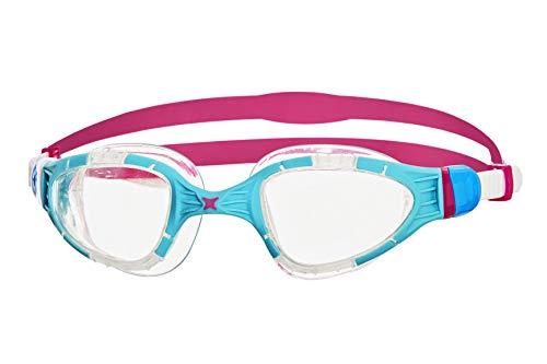 Zoggs Aqua-Flex Titanium Zachte Seal Zwembril met UV-bescherming