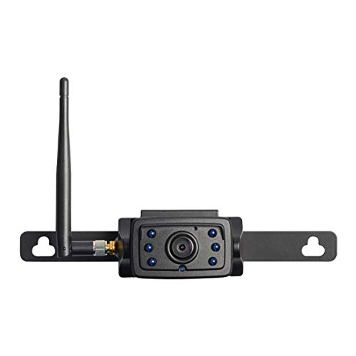 Haloview CA109 Wireless 720P High Definition License Plate Rear View Camera Hitch Camera for MC7108/MC5111