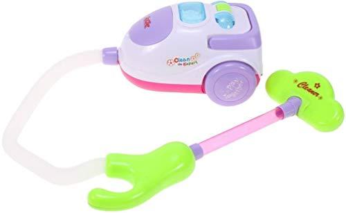 Invero Kids Juego de aspiradoras de Juguete con Luces y Sonidos