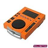 Blista Faceplate CDJ-100 - Carcasa, color naranja  (2 unidades)