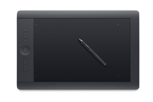 Wacom Intuos Pro Pen and Touch Large Tablet (PTH851) OLD MODEL