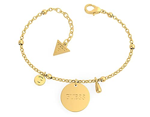 Guess Damen-Armband Edelstahl One Size Gold 32011712