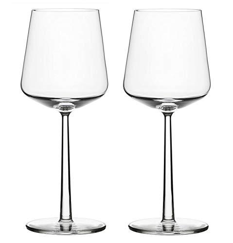 Iittala 1008568 Essence 2-er Set Rotweingläser 45cl, Glas