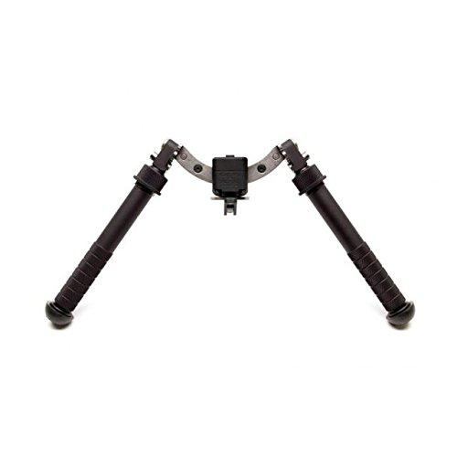 Atlas Bipods Atlas 5 H Bipod-No Clamp-for BT19, ARMS 17S, TRAMP, LT171, Black, BT35-NC