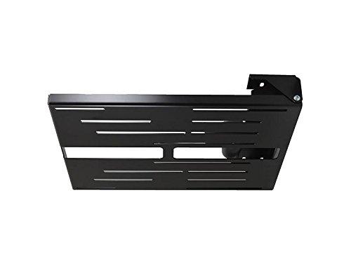 MonLines elektrische Deckenhalterung, Metall, schwarz, 55.6 x 44.4 x 82.5 cm