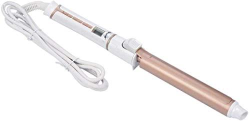 HEG 360 Grados de rotación de la Trompeta de Pelo eléctrica rizador...