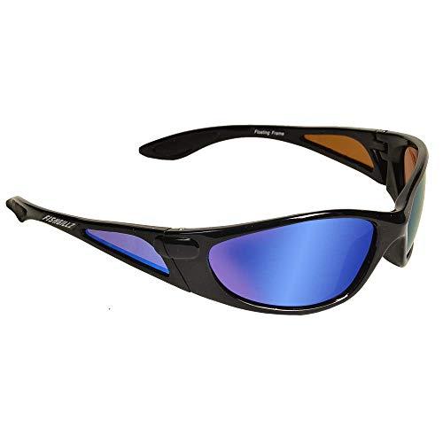 FishGillz Floating Polarized Sunglasses, As Seen on TV, They Float (Daytona Blue)