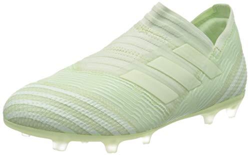 adidas Nemeziz 17+ 360agility FG, Zapatillas de Fútbol Unisex Niños, Verde (Hellgrün Hellgrün), 36 EU