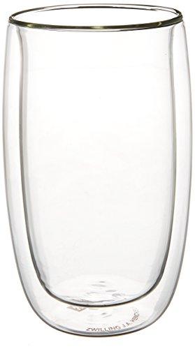 ZWILLING J.A. Henckels Latte Cup Set 8-pc glas