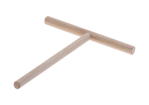 Swissmar Wooden Crepe Spreader, Wood