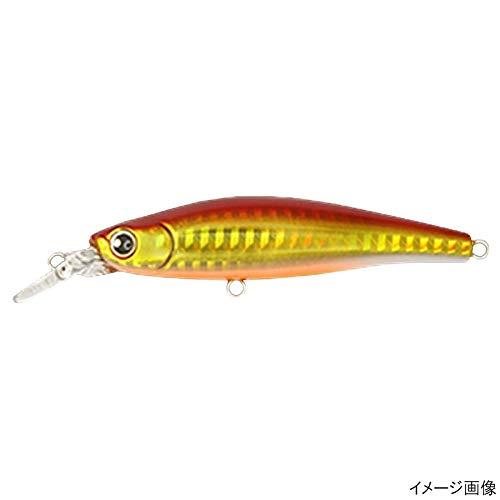 ランブルビート 047(金赤オレンジベリー/縦ホロ)