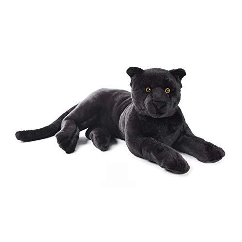 National Geographics Panther Stofftiere Plüsch Spielzeug (groß, Natur)