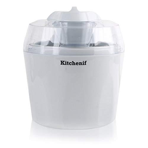 Kitchenif Scoop 111 Sorbet, Slush, Yoghurt And Ice Cream Maker