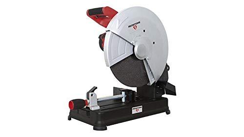 Scheppach Redstone MT100 Trennschneide Metallsäge Metalltrennsäge 230V wie MT140 (Graurot)