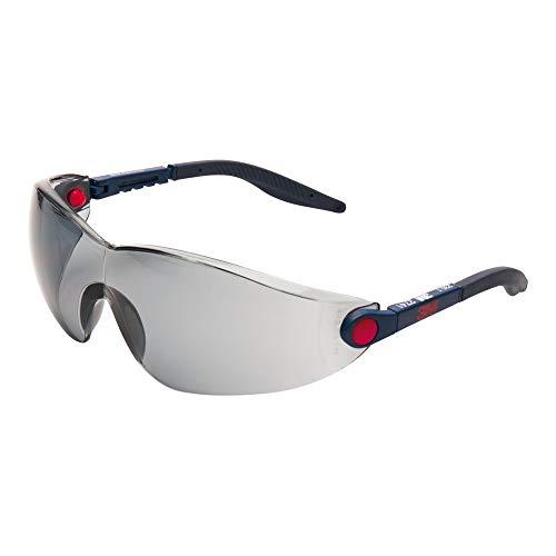 3M Schutzbrille 2741, AS/AF/UV, PC, grau getönt