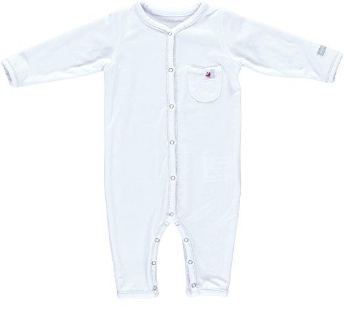 Schlafanzug in Tencel® von Puckababy®   0 – 3 Monate