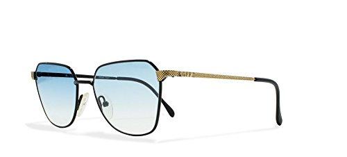 Gianfranco Ferre GFF 95 01 Silber Vintage Sonnenbrille quadratisch für Damen und Herren