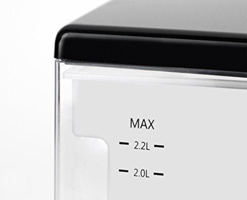 Caso HW 400 01862 Water Dispenser, Inox/ black, 2600 W, 2.2 L
