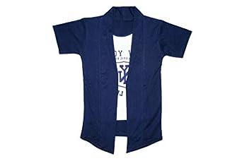 SDS Fashion Boy's T-Shirt With Shrug