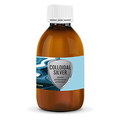 Colloidal Silver 10 PPM 500ml. In Stock. Order by midday for same working day despatch.