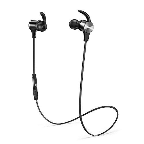 Bluetooth Headphones, Wireless Headphones TaoTronics IPX7 Waterproof...