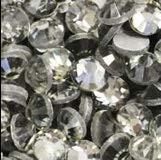 シャイニークリスタル(SHINY CRYSTAL)「 24、ブラックダイアモンド 」「ss5」【1440粒/グロスパッケージ】