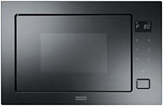 Franke FMW 250 CR2 G BK Integrado 25L 900W Negro - Microondas (Integrado, 25 L, 900 W, Tocar, Negro, 1000 W)