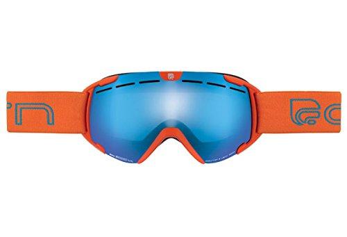 Kids Skibril CAIRN Orange SCOOP Orange Matt SPX 3000 IUM