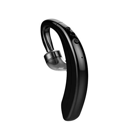 Marxways Marxways Bluetooth-Headset, kabelloser Bluetooth 5.0-Ohrhörer-Freisprech-Kopfhörer mit Geräuschunterdrückungsmikrofon für Autofahren/Business/Büro, kompatibel mit iPhone (iOS) und Android
