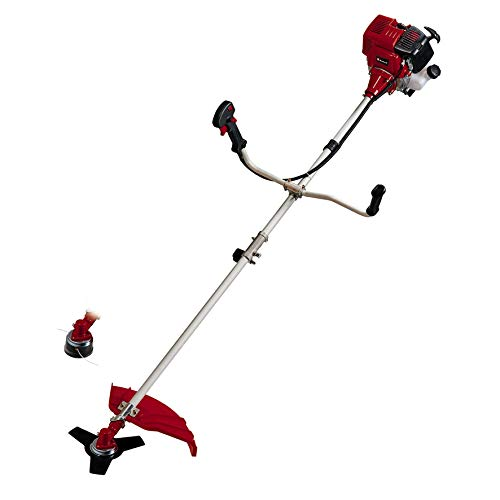 Einhell GC-BC 31-4 S 31 cc 4 Stroke Petrol Brush Cutter and Grass Trimmer Engine - Red
