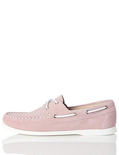 find. AMZ202 Chaussures Bateau, Rose, 41 EU
