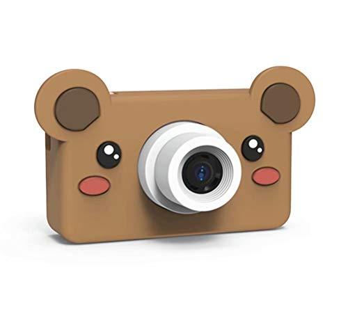 Purchase Kids Digital Camera for 3-12 Years Old,Rechargeable Selfie Camera for Children Birthday Chr...