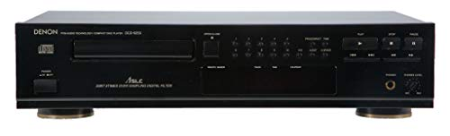 Denon DCD-625 II CD-Player in schwarz
