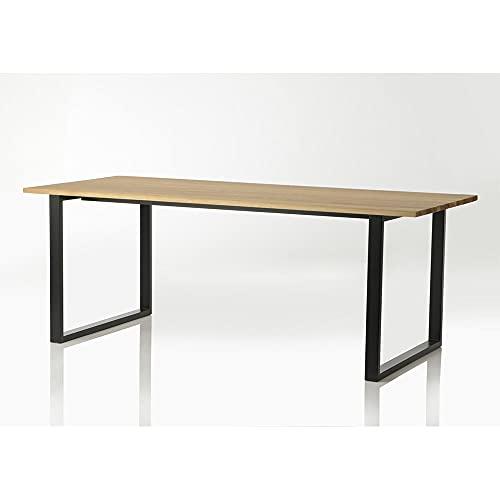 Amadeus – Mesa de comedor 200 x 90 cm, roble