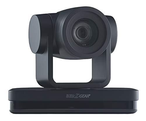 BZBGEAR Universal PTZ HDMI/SDI/USB 3.0 RS232/485 IP Live Streaming Camera (30X Optical Zoom, Black)